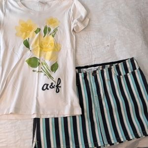 NWOT 4 ABERCROMBIE FITCH WOMEN'S LOT